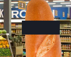market4 Dispatch: Man Beating Supermarket Employee With Loaf Of French Bread Arrested