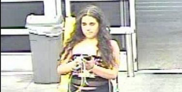 Woman caught urinating on potatoes in Walmart.